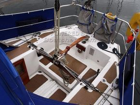 Golden Shamrock 1/2 Tonner  - Cockpit