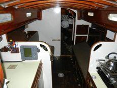 1965 Classic Yacht North Sea 24