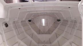 Forward cabin space