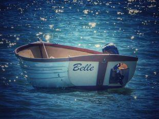 Falmouth Bass Boat