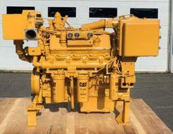460 HP CATERPILLAR 3408DITA RECONDITIONED MARINE ENGINES