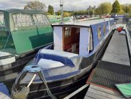 Laura James 58ft Trad built 2004 by S & P Boats