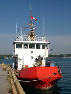 1980 19.05m Steel Ex CCG Buoy Tender