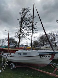 Drascombe Longboat cruiser for sale
