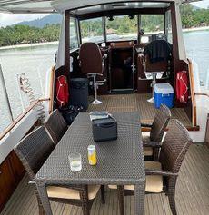 Unique Classic German Cabin Cruiser, Langkawi