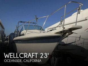 1986 Wellcraft Sportsman 230
