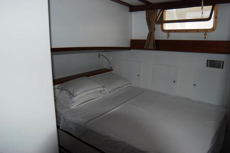 80ft. LUXURY GAFF SCHOONER built 1995 & re-fitted 2012