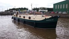HUMBRIAN SEA  Dutch style barge