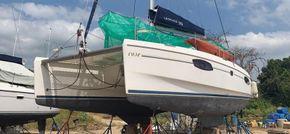 Leopard Catamarans 39 For Sale, Thailand