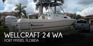 2002 Wellcraft 24 WA