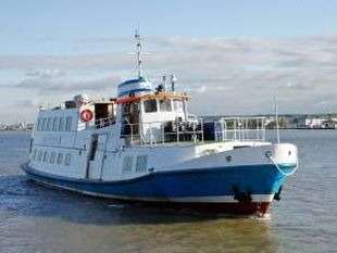 Passenger Vessel for Conversion