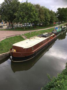 Dr Boondigga, 60x12 widebeam  RRL Boats 2010