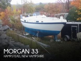 1973 Morgan Out Island 33