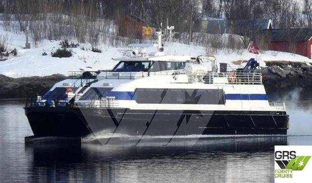 24m Passenger Ship for Sale / #1057838