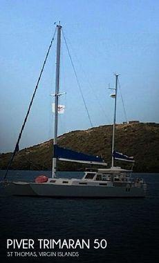 1987 Piver Trimaran 50