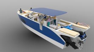 2020 Yachtcat 41