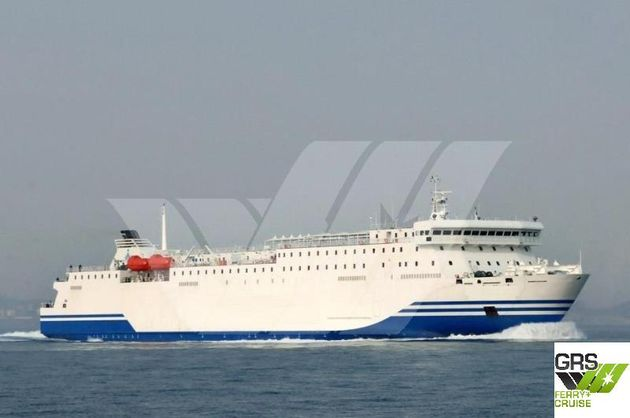 161m / 1.128 pax Passenger / RoRo Ship for Sale / #1070250