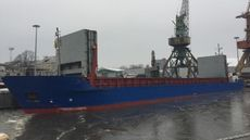 General Cargo Ship abt. 1730 DWT built 1989 in Germany