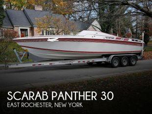 1986 Scarab Panther 30