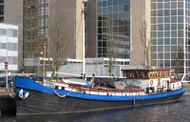 "1930 ""Elisabeth"" Luxe Motor 380202 Dutch Barge"