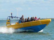 9m Aluminum Jetboat