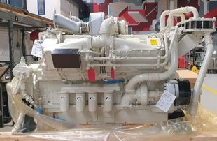 1200 HP CUMMINS KTA38 NEW MARINE ENGINES