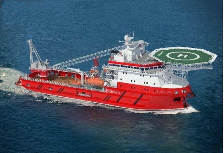 78mtr Support / Maintenance Vessel (2019)
