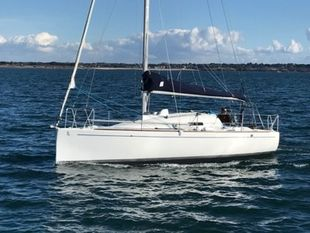 2004 FIRST 27.7 LIFTING KEEL
