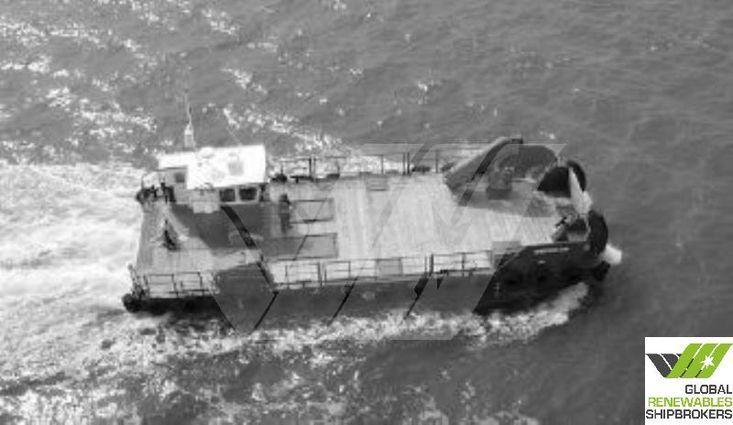 NEW BUILD 16m / ,6ts crane Workboat for Sale / #1105151