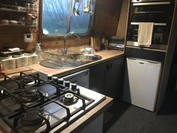 70ft trad stern narrowboat new fit out