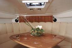 Sheerline 850 Aft Cockpit Saloon