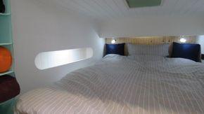Bow double bedroom