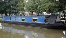 57' Dragon Narrowboat