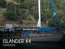 1968 Islander 44