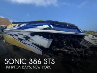 2001 Sonic 386 STS