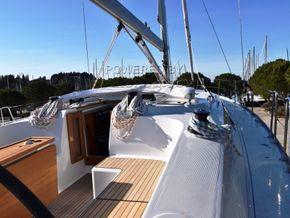 Bavaria 46 Cruiser  - Side Deck