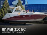 2008 Rinker 350 EC