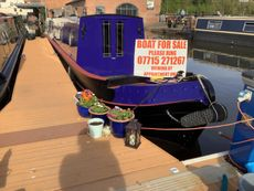 William Piper 62ft Trad Narrowboat