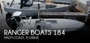2012 Ranger Boats 184 Ghost