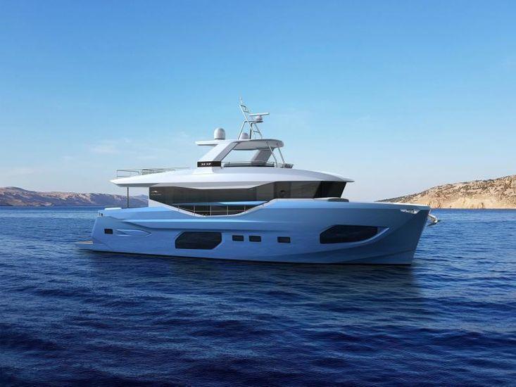 2021 Numarine 22XP