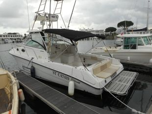 2006 SEASWIRL 2901 STRIPER
