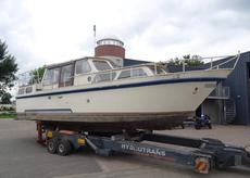Auction: Molenkruiser GSAK motor yacht