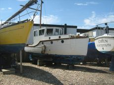 1950's Classic Wooden Motor Cruiser - ongoing restoration project
