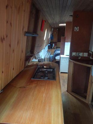 42ft Trad Narrow boat