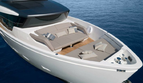 Carine Yachts  - Luxury Yacht Brokerage | SANLORENZO SX76 2019 | Photo 3