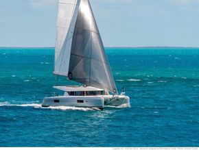 Manufacturer Provided Image: Lagoon 42 Sailing