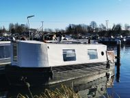 27' Project Boat with option of mooring at Roydon Marina Village