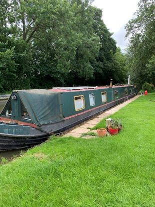 Bella 69ft Narrowboat Offers Invited
