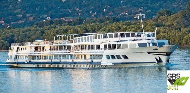 114m / 210 pax Cruise Ship for Sale / #1092855