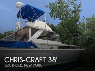 1966 Chris-Craft Commmander